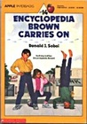 Encyclopedia Brown Carries On (Encyclopedia Brown, #14)