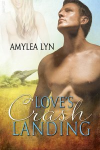 Love's Crash Landing by Amylea Lyn