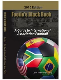 Footie's Black Book by Darril Fosty