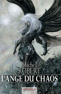 L'ange du Chaos by Michel Robert