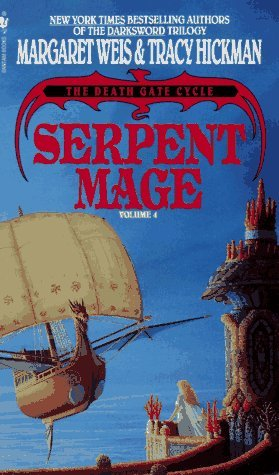 Serpent Mage by Margaret Weis