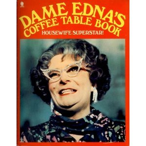 Dame Edna's Coffee Table Book