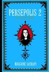 Persepolis 2: The Story of a Return (Persepolis, #3-4)