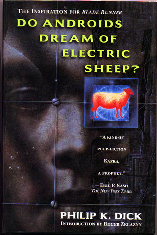 Do Androids Dream of Electric Sheep Art