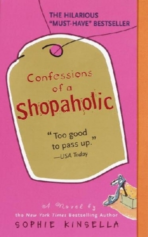 Confessions of a Shopaholic - Sophie Kinsella epub download and pdf download
