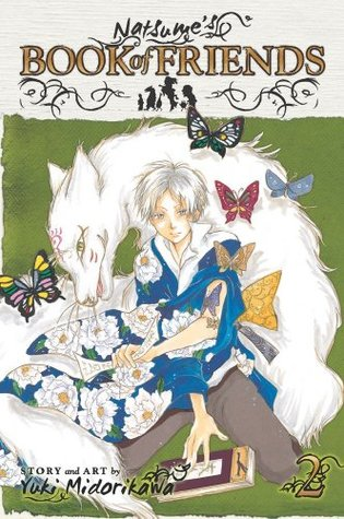 Natsume's Book of Friends, Volume 2 by Yuki Midorikawa