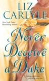 Never Deceive a Duke (Neville Family, #2)