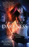 A Brush of Darkness (Abby Sinclair, #1)