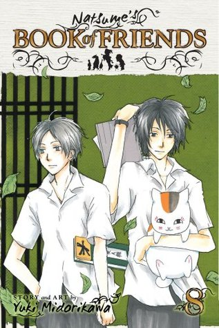 Natsume's Book of Friends, Volume 8 by Yuki Midorikawa
