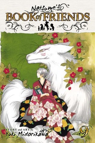 Natsume's Book of Friends, Volume 9 by Yuki Midorikawa