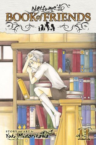 Natsume's Book of Friends, Volume 11 (Natsume's Book of Friends #11)