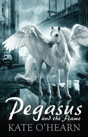 Pegasus and the Flame (Pegasus, #1)