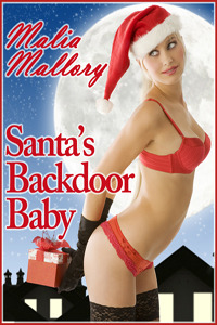 Santa's Backdoor Baby