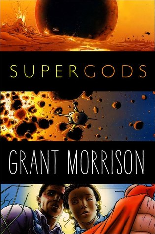 Supergods by Grant Morrison