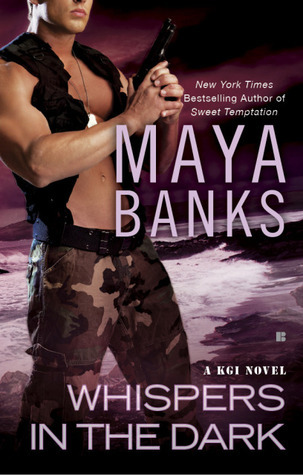 Whispers in the Dark by Maya Banks