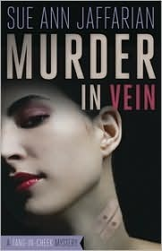 Murder in Vein (A Madison Rose Vampire Mystery, #1)