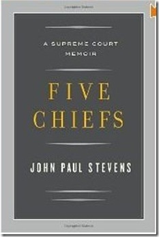 Five Chiefs by John Paul Stevens