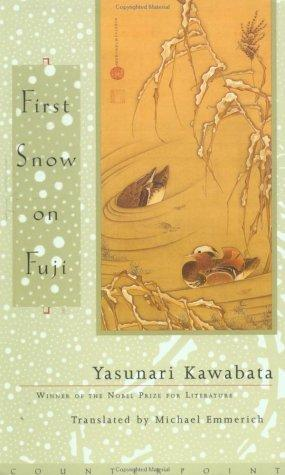 First Snow on Fuji by Yasunari Kawabata