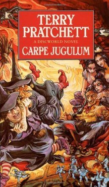 Carpe Jugulum by Terry Pratchett