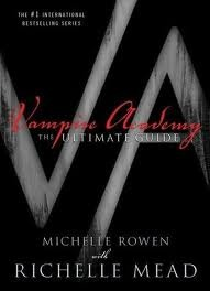 Vampire Academy The Ultimate Guide epub download and pdf download