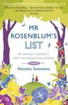Mr. Rosenblum's List: or Friendly Guidance For The Aspiring Englishman