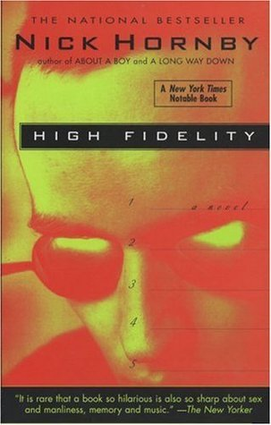 nick hornby high fidelity essay A plot summary of nick hornby's high fidelity pages 1 plot summary, high fidelity, nick hornby not sure what i'd do without @kibin most helpful essay.
