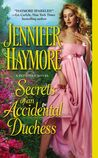 Secrets of an Accidental Duchess (Donovan Sisters, #2)