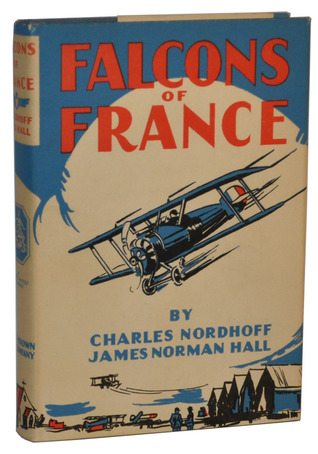 Falcons of France by Charles Bernard Nordhoff