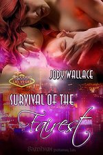 Survival of the Fairest (Fey Realm #1)