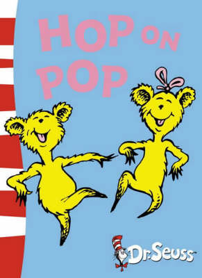 Hop On Pop: Blue Back Book (Dr Seuss - Blue Back Book)
