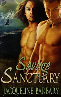 Savage Sanctuary by Jacqueline Barbary