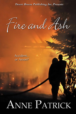 Fire and Ash by Anne Patrick