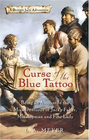 Book Review: Curse of the Blue Tattoo