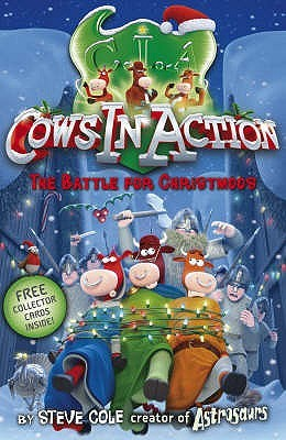 The Battle for Christmoos (Cows in Action #6)