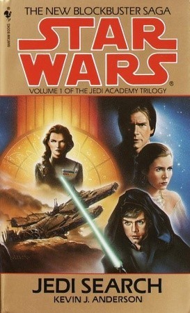 Jedi Search (Star Wars: The Jedi Academy Trilogy #1)