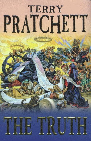 The Truth by Terry Pratchett