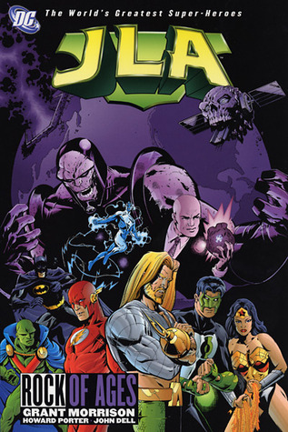 JLA, Vol. 3 by Grant Morrison
