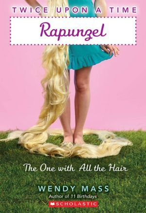 Rapunzel, The One with all the Hair (Twice Upon a Time Series #1)