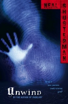 Unwind Neal Shusterman epub download and pdf download