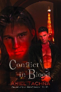 Conflict in Blood (Partnership in Blood, #3)