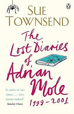 The Lost Diaries of Adrian Mole, 1999-2001 (Adrian Mole #7)