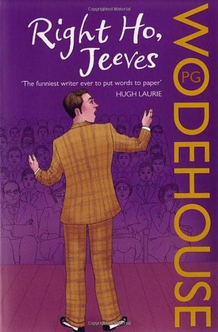 Right Ho, Jeeves by P.G. Wodehouse