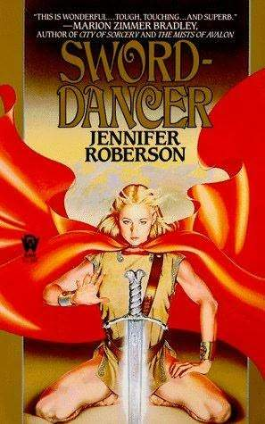 Sword-Dancer (Tiger and Del, #1)