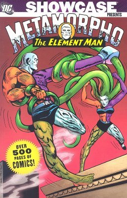 Showcase Presents: Metamorpho