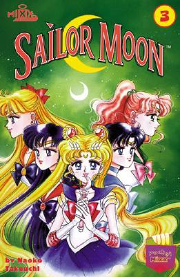 Sailor Moon, Vol. 03 by Naoko Takeuchi