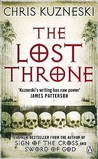 The Lost Throne (Jonathon Payne & David Jones, #4)