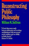 Reconstructing Public Philosophy