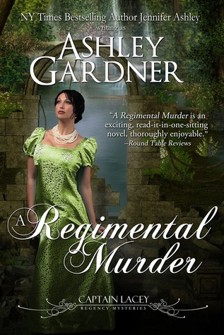 A Regimental Murder by Ashley Gardner