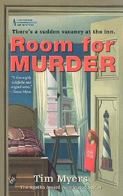 Room for Murder by Tim Myers
