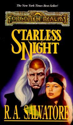 Starless Night (Legacy of the Drow Vol.2)